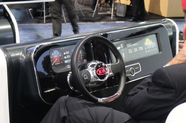 CES 2014: Kia, tehnologia viitorului in vehiculul de azi