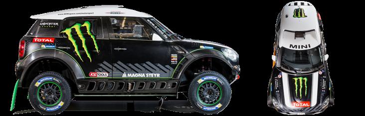 Raliul Dakar 2014: Armada Mini ia cu asalt competitia