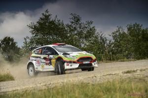 Marco Tempestini - Lucio Baggio. Ford Fiesta R5