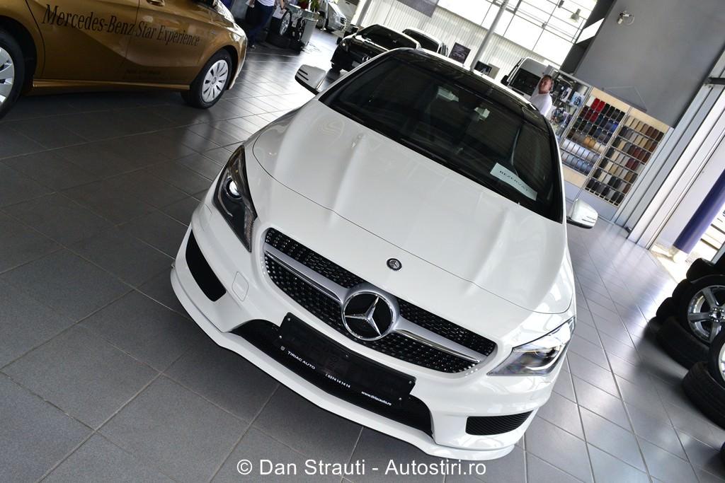 Concernul german Daimler, a inaugurat la Sebeş o unitate de montaj cutii viteză