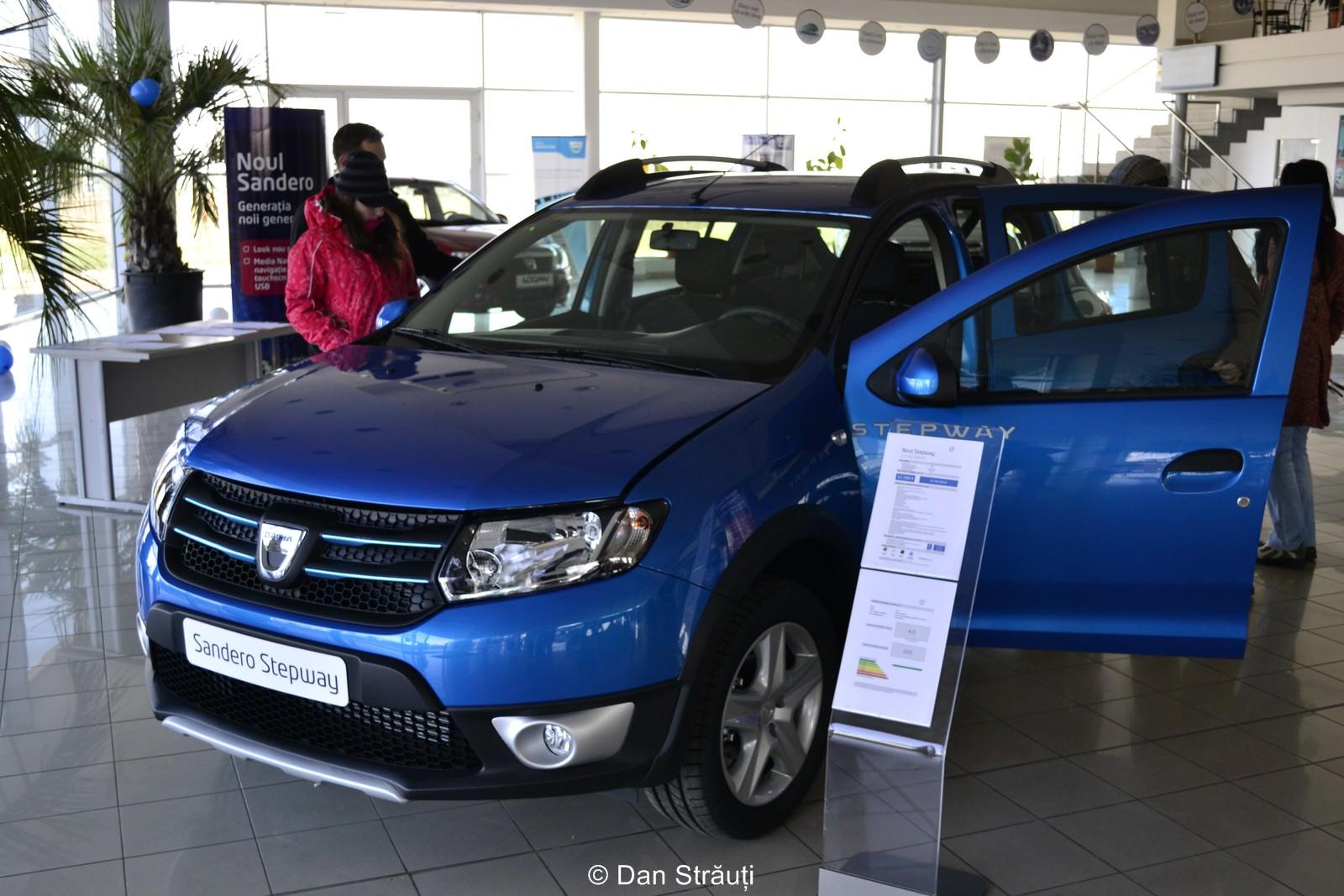 Dacia, vanzari in crestere in Franta si Germania