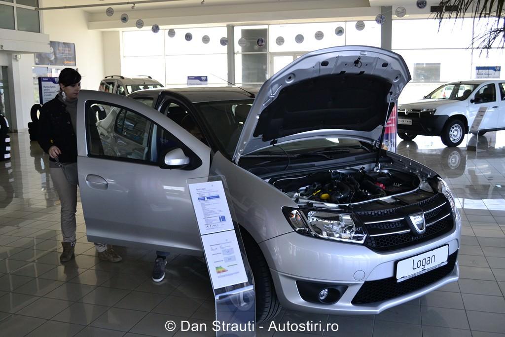 Dacia a stabilit in 2013 un nou record comercial