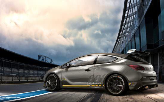 Salonul Auto de la Geneva: Opel Astra OPC EXTREME