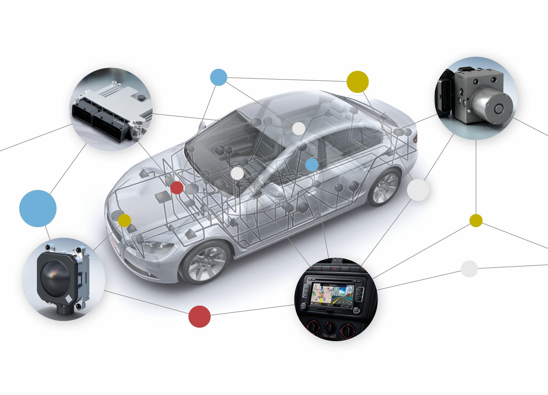 2013, anul inovaţiilor Bosch în domeniul mobilităţii electrice, conducerii autonome, a conectivităţii