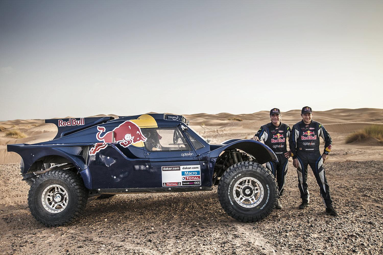 Raliul Dakar 2014: Carlos Sainz este liderul clasamentului general