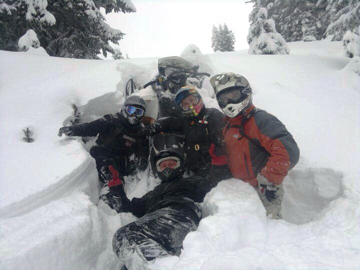 Lipsa zăpezii amână Predeal Snowmobile 1 Winter Cup
