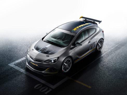 Noul Opel Astra OPC EXTREME, caracter sportiv fără compromisuri
