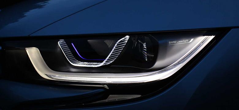 Premieră mondială BMW: farurile laser intră în producţia de serie