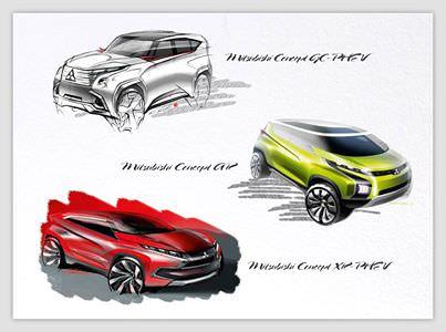 Salonul Auto Geneva 2014, Mitsubishi Motors isi dezvaluie planurile de viitor