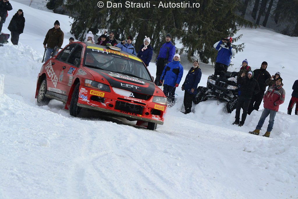 Winter Rally Covasna 2014 anulat