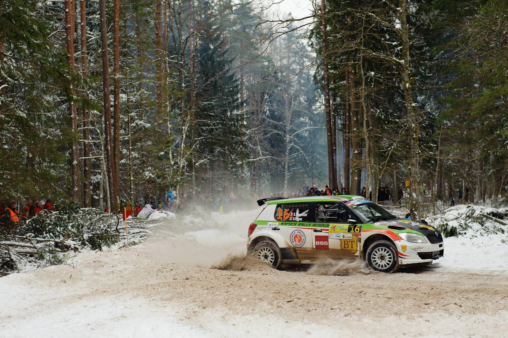 O zi mai buna pentru Napoca Rally Academy