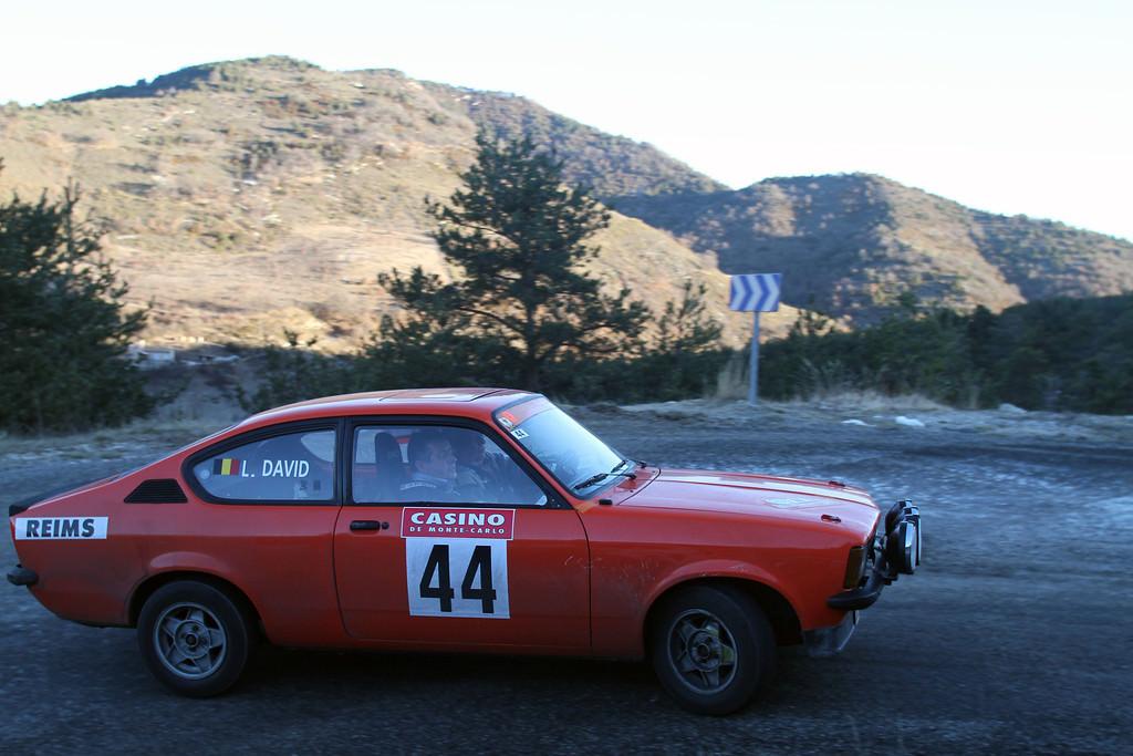 Rallye Monte Carlo Historique castigat de belgieni