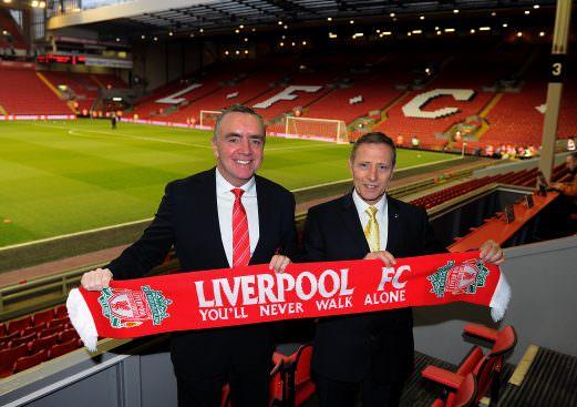 FC Liverpool se alătură echipei Opel/Vauxhall