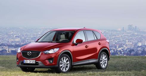 Mazda CX-5, elemente noi la nivelul manevrabilităţii, design-ului şi funcţionalităţii