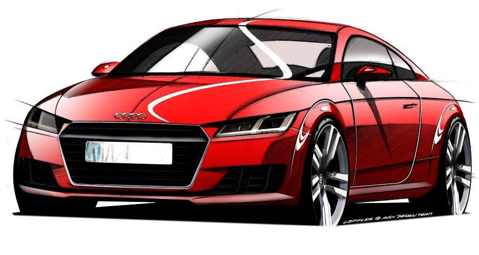 Noul Audi TT își va face debutul, în premieră mondială, la Salonul Auto de la Geneva