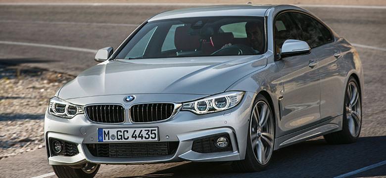 Noul BMW Seria 4 Gran Coupe, primul coupé cu patru uşi din segmentul premium