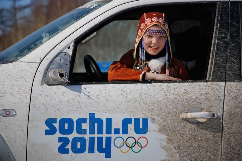 Volkswagen, ambasador al Jocurilor Olimpice de la Sochi