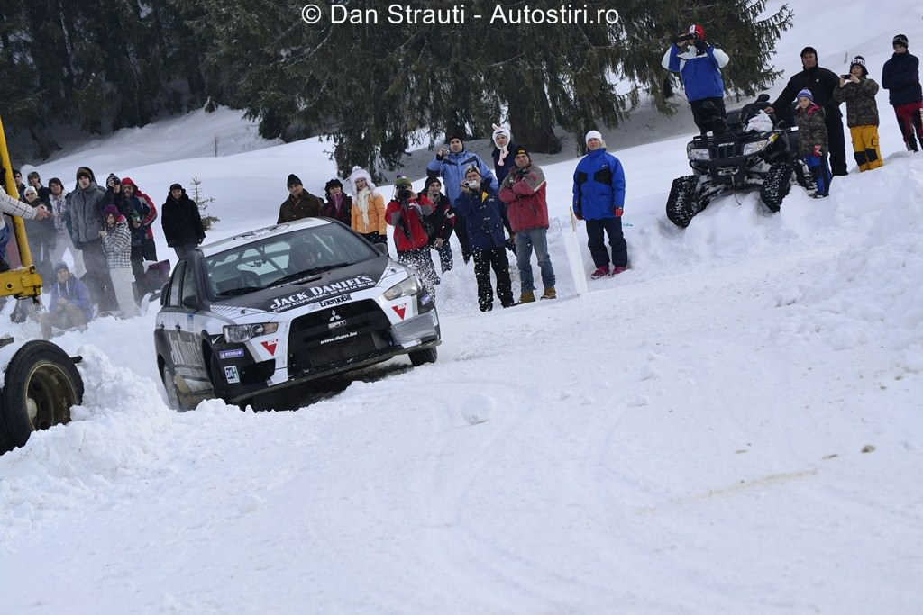Winter Rally Covasna, 22 – 23 februarie 2014