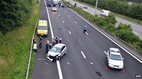Proiect UE: dispozitiv de oprire de la distanta a vehiculelor de catre politie