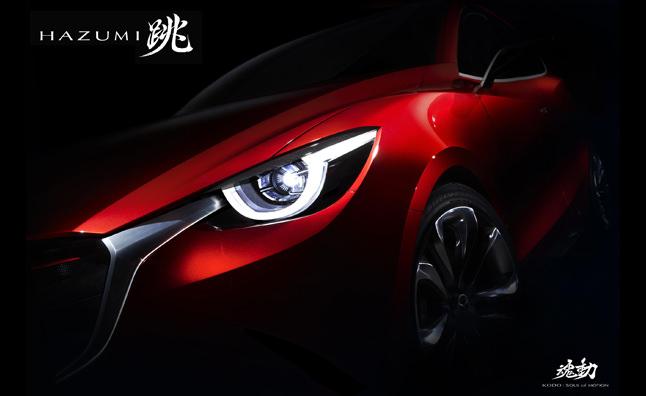 Premieră mondială la Geneva: Mazda prezintă conceptul Hazumi