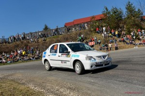 Bogdan Talasman - Andrei Mitrasca - Tess Rally Romtelecom 2014