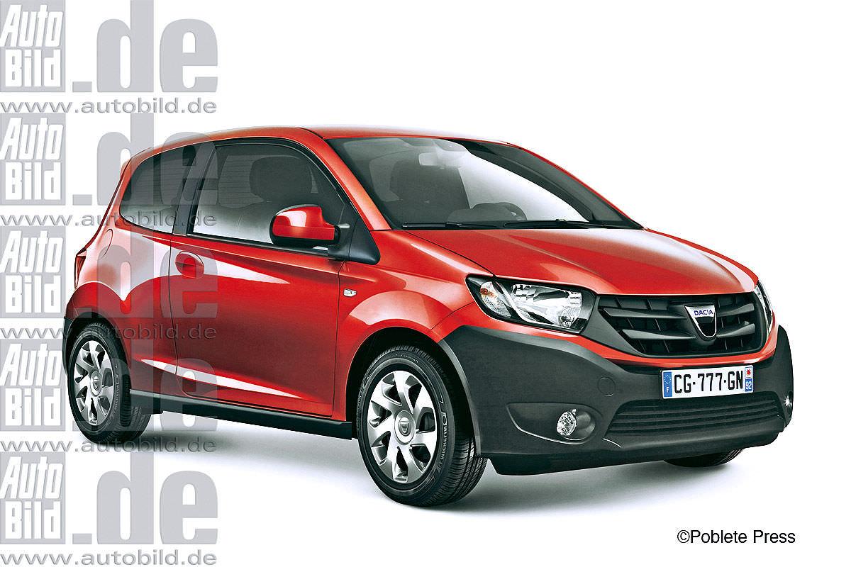Dacia pregateste modelul de 5.000 de euro