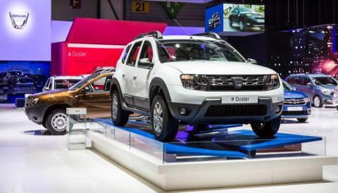 Dacia este prezentă la cea de-a 84-a ediție a Salonului Auto de la Geneva