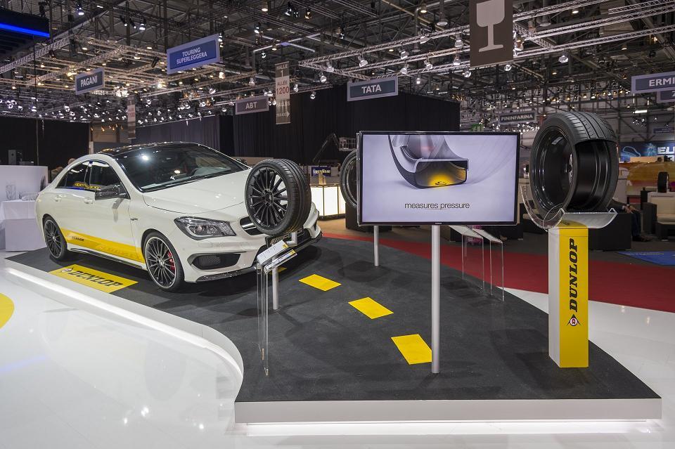 Goodyear Dunlop dezvăluie noul concept de anvelope inteligente la Geneva