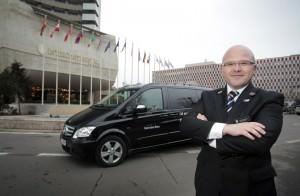 Mercedes-Benz Viano - InterContinental - Catalin Malureanu