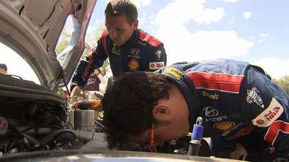 Raliul Mexicului, Thierry Neuville aduce Hyundai i20 WRC pe podium