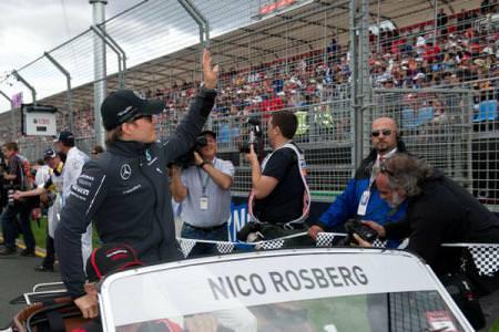 Nico Rosberg a câștigat Marele Premiu al Australiei