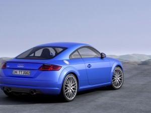 Noul Audi TT lansat la Salonul Auto de la Geneva 2014
