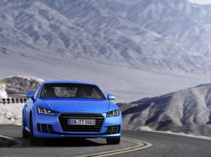 Noul Audi TT