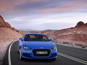 Noul Audi TT gata de drum