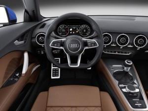 Noul Audi TT interior