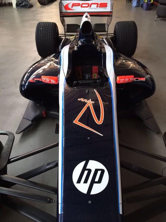 Robert Visoiu, start in testele oficiale Formula Renault 3.5 si GP3
