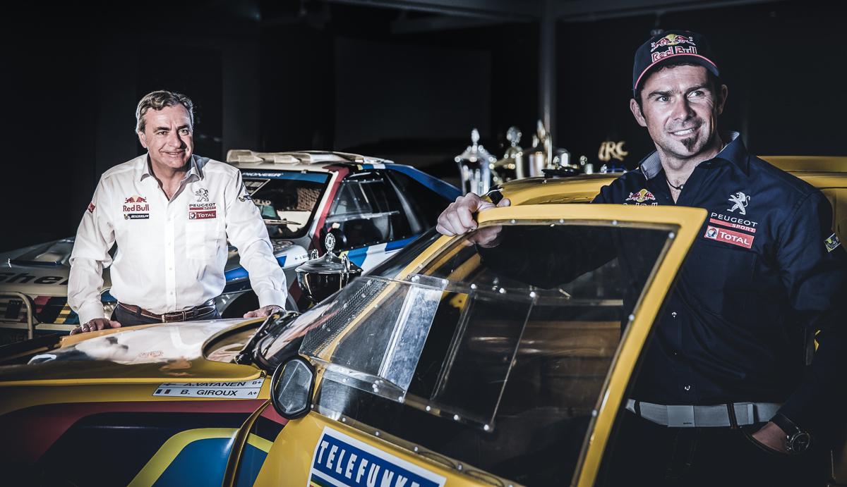 Dakar 2015: Peugeot revine in extraordinara aventura