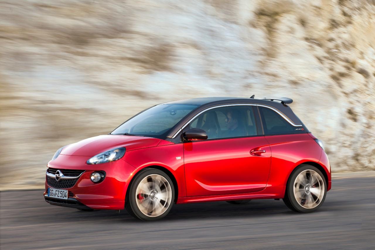 Noul Opel ADAM S: modern, personalizabil, sportiv, seducător