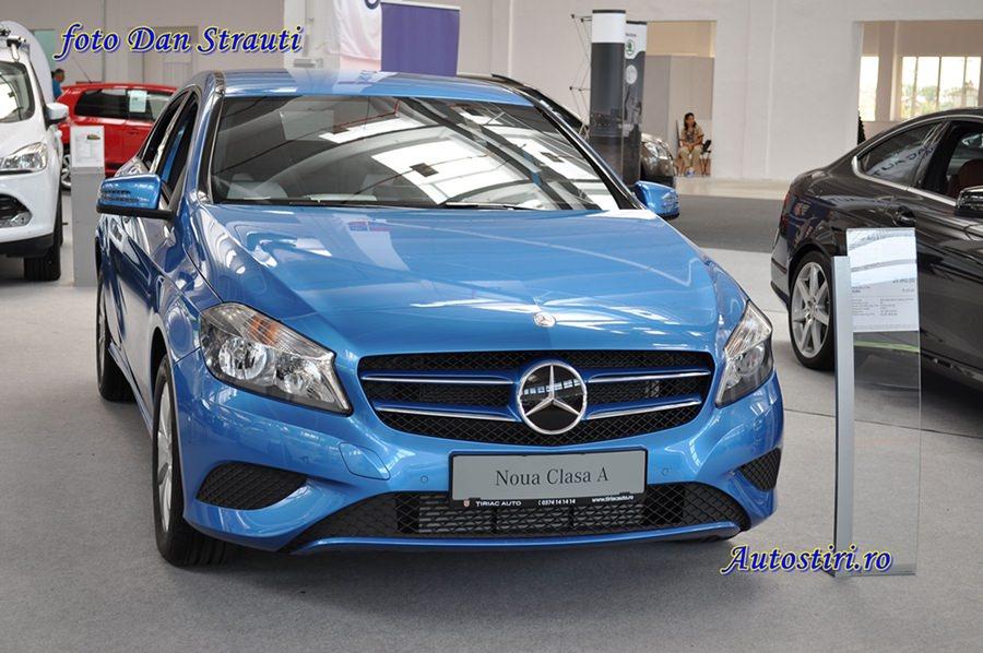 Daimler isi consolideaza afacerea in Romania