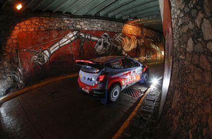 Raliul Portugaliei, Hyundai Motorsport va concura cu trei modele i20 WRC