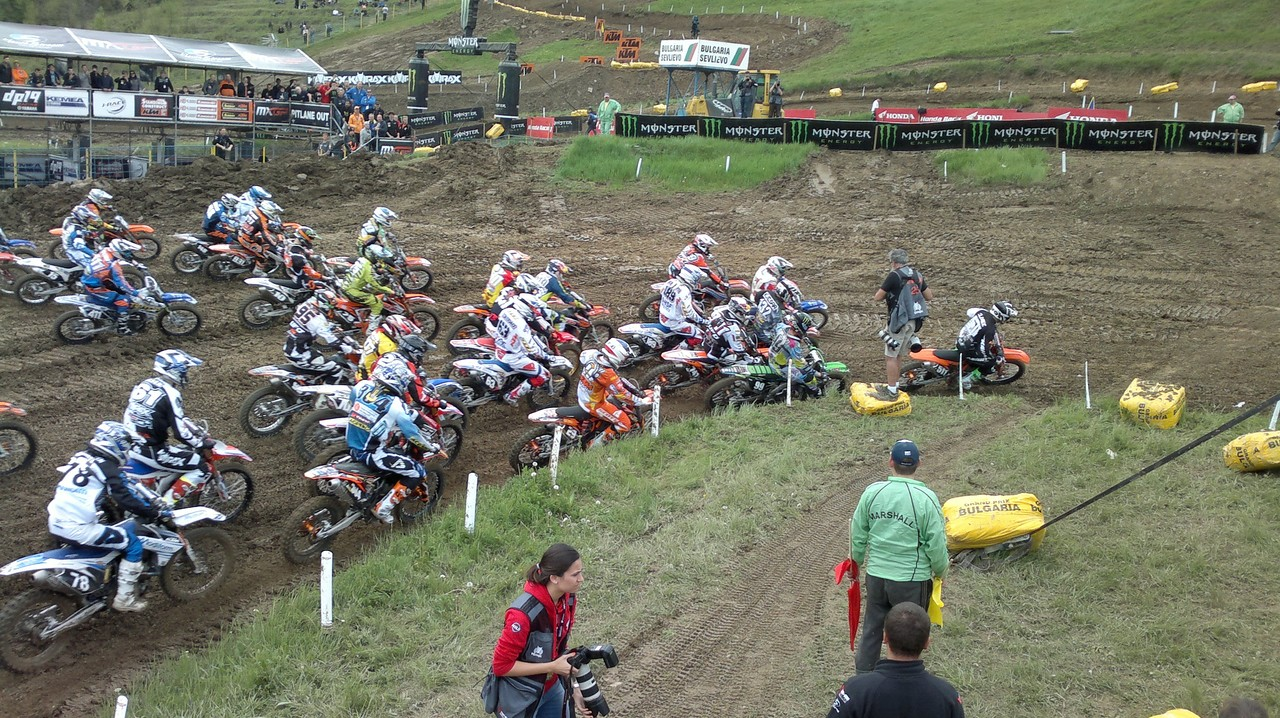 MX GP – Sevlievo, Bulgaria
