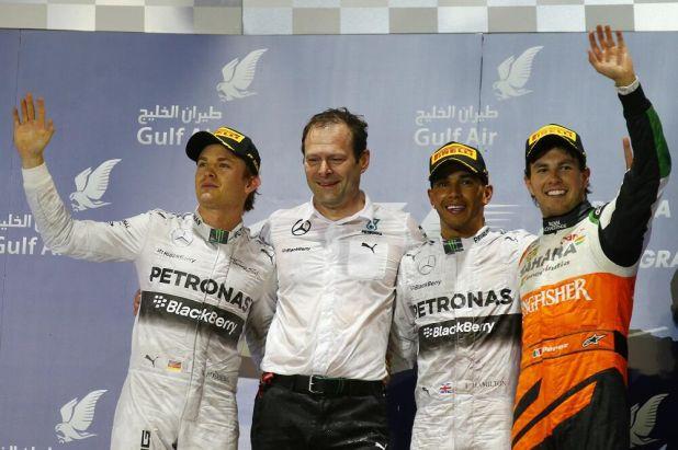 Pilotul britanic Lewis Hamilton a câștigat Marele Premiu al Bahreinului