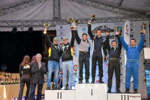 Radu Necula - Tess Rally Romtelecom 2014