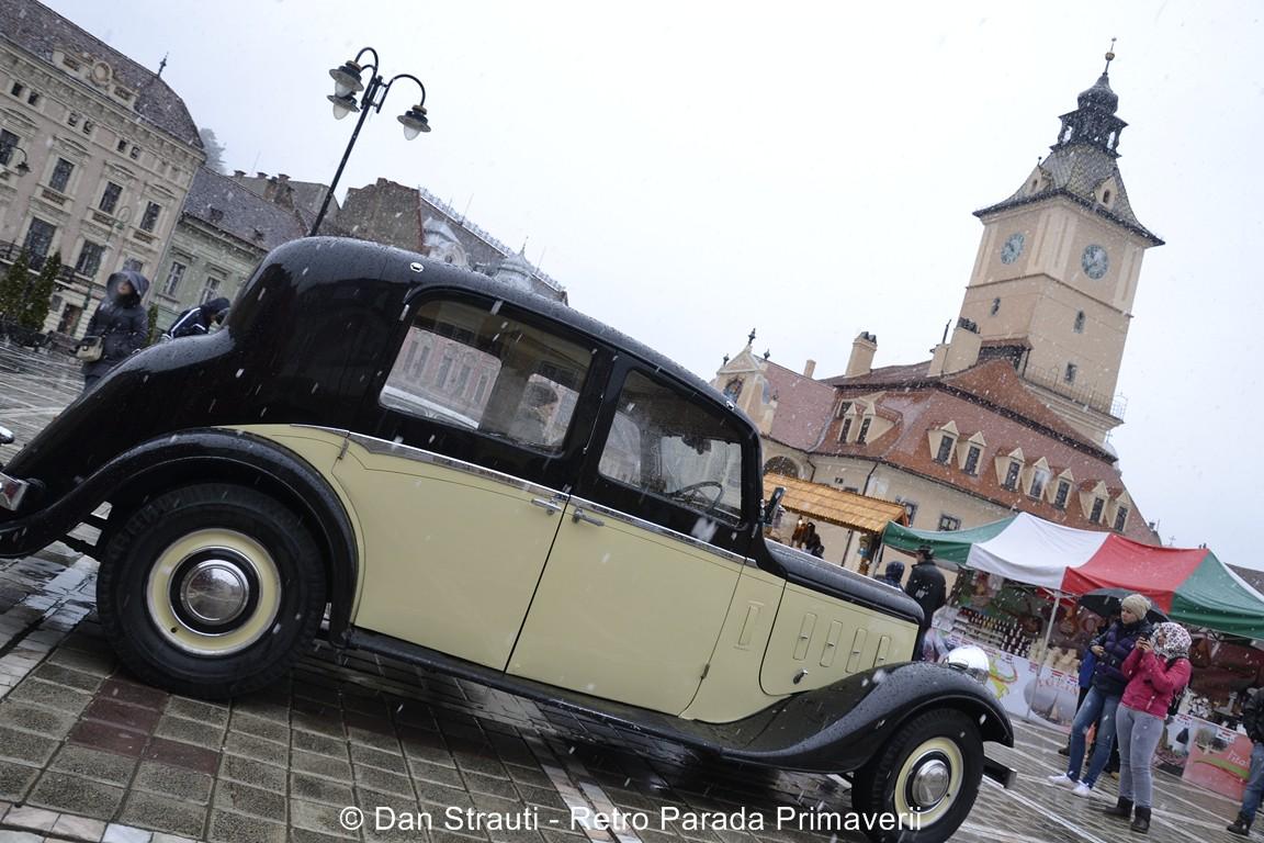 Retro Parada Primaverii 2014 – Brasov