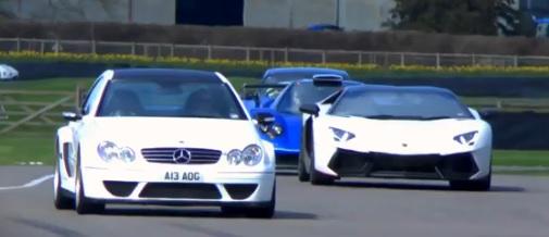 Video. Zonda PS, Aventador sau 911 scoase la plimbare in scop caritabil!