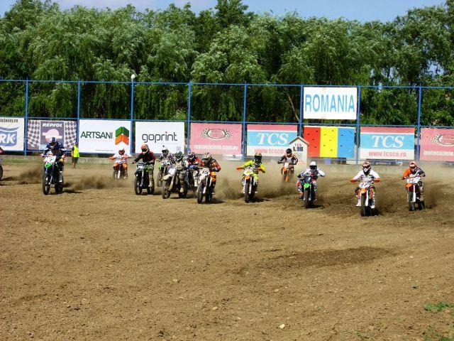 Motocross CUP: Cine va urca sambata pe podiumul de Ciolpani?