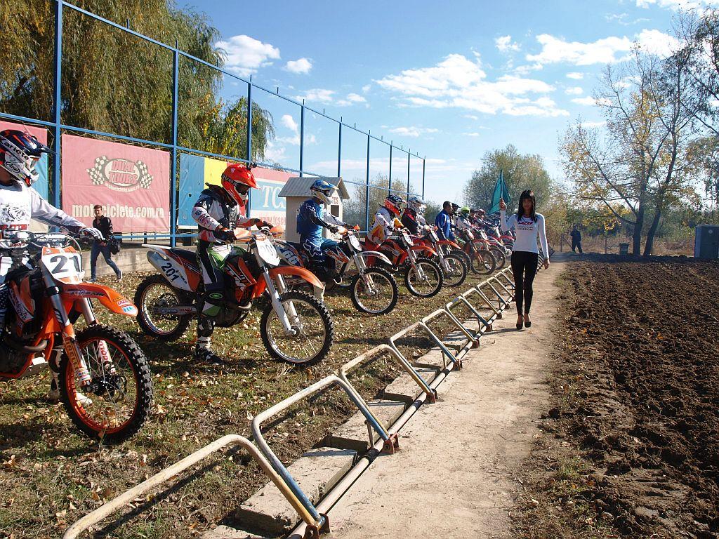 Motocross CUP: prima etapa a sezonului are loc la Ciolpani