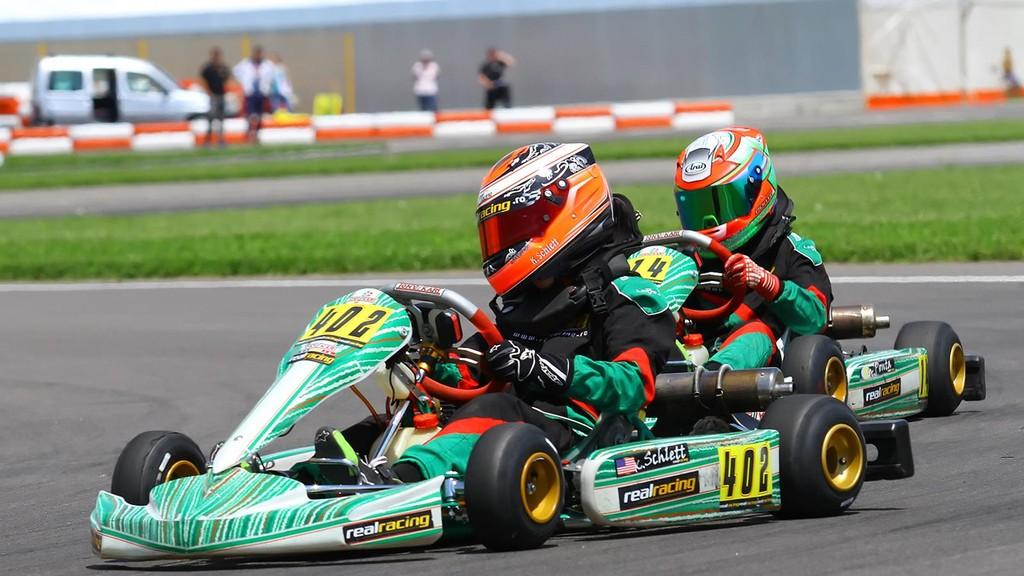 Spectacol total la prima etapa din C.N. de Karting Viteza pe Circuit