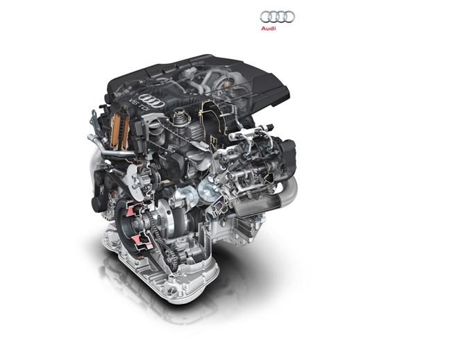 Audi prezintă noua generație a modelului 3.0 TDI