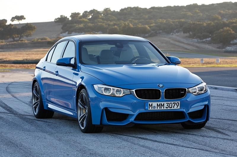 Noile BMW M3 Sedan şi BMW M4 Coupé pregătite pentru comenzi în România